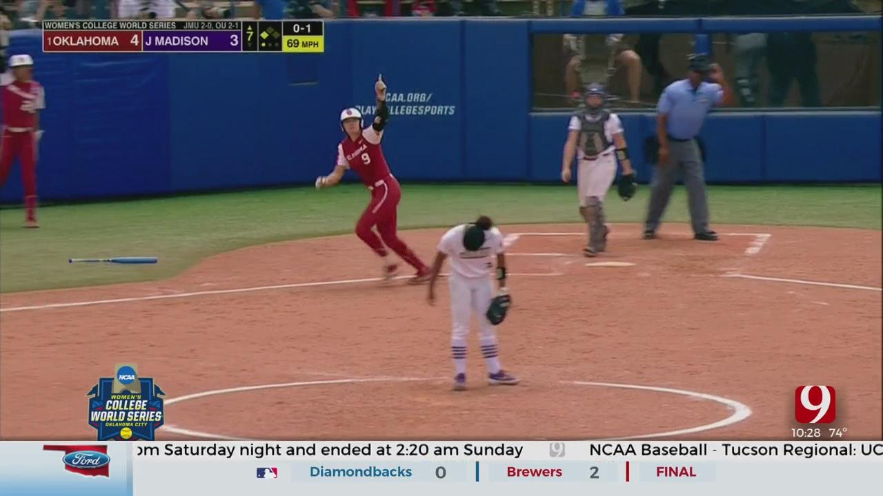 Women's College World Series Update