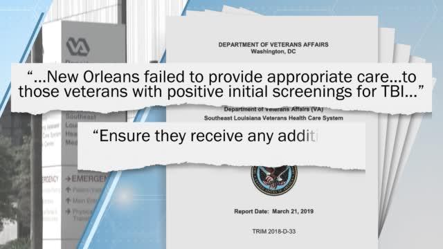 Whistleblower: VA Failed To Properly Assess Hundreds Of Veterans For Traumatic Brain Injuries