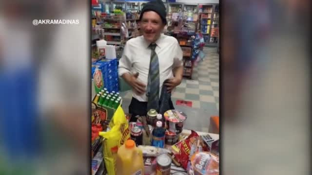 Viral Videos From 2 Fresno Gas Station Managers Help Homeless Customers Get Donations