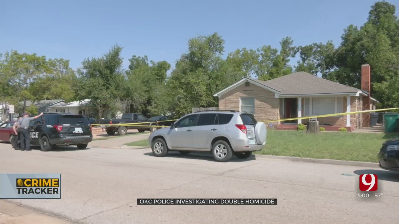 Police Identify 1 Killed After Violent Stabbing Kills 2 In NW OKC