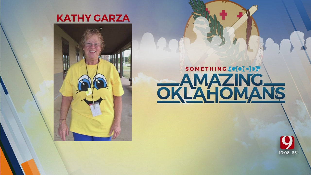 Amazing Oklahoman: Kathy Garza