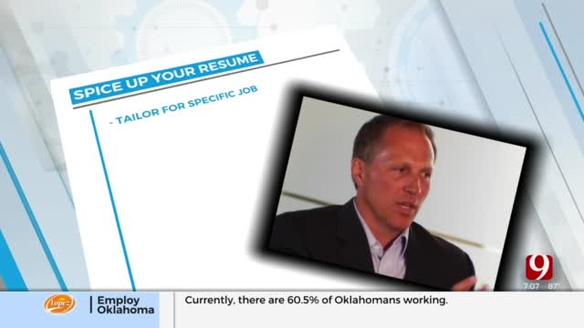 Employ Oklahoma: How To Get The Job You Want