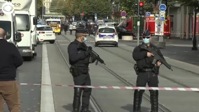 Woman Beheaded, 2 Others Killed In Knife Attack At French Church