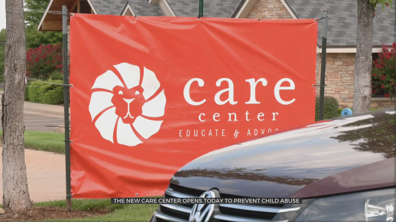 The Care Center Opens Its Doors To Help Abused Children
