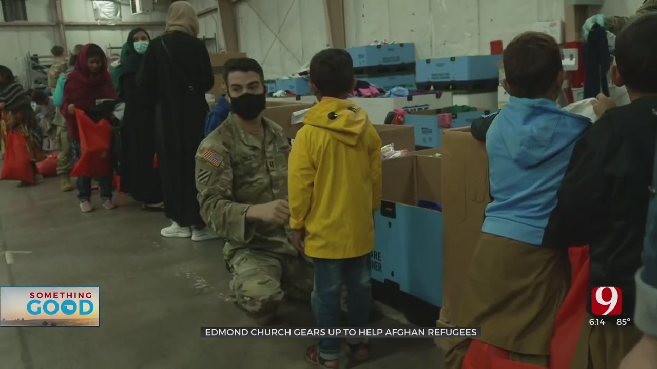 Local Organizations Prepare For Afghan Refugees' Arrival