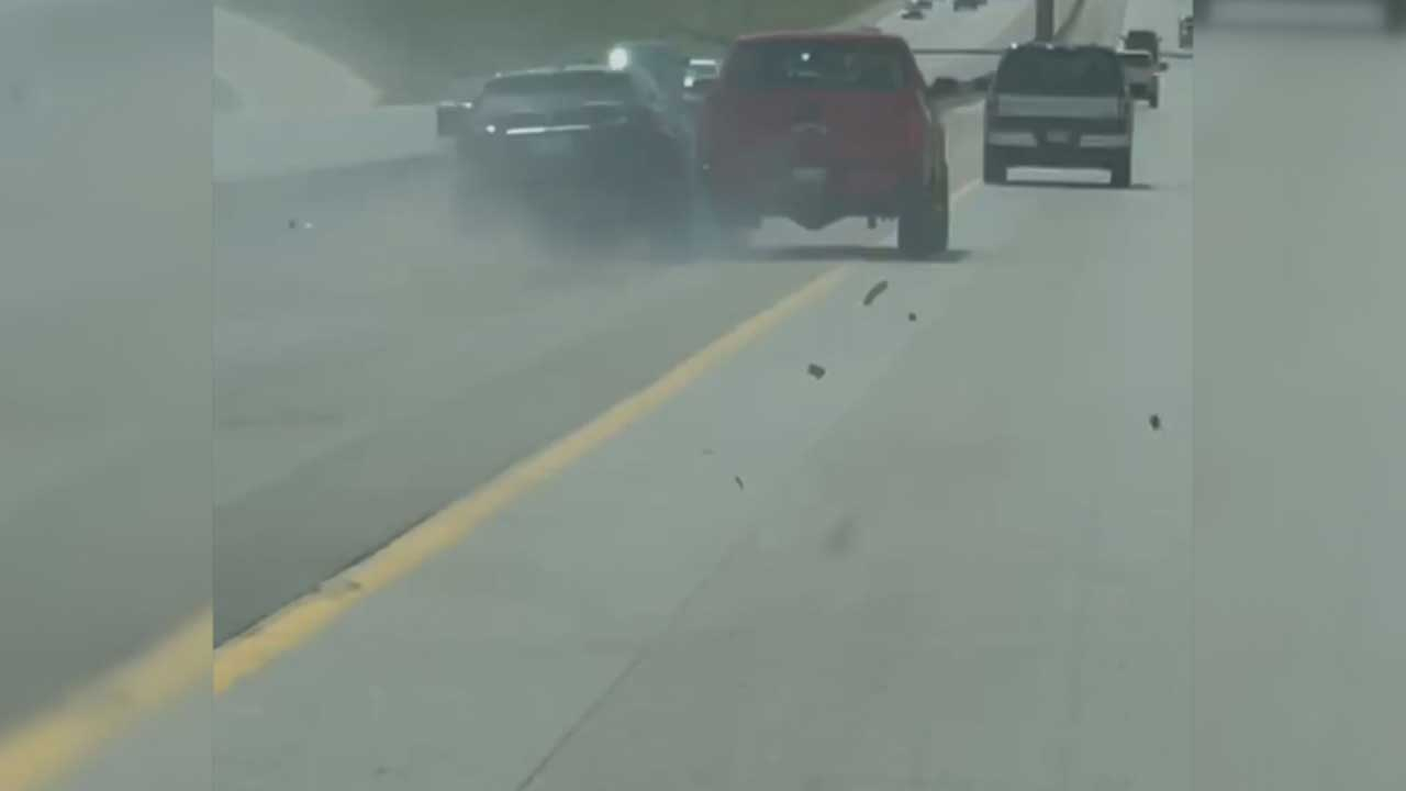 OHP Says Road Rage Suspect Had Child In Backseat, Could Face Criminal Charges