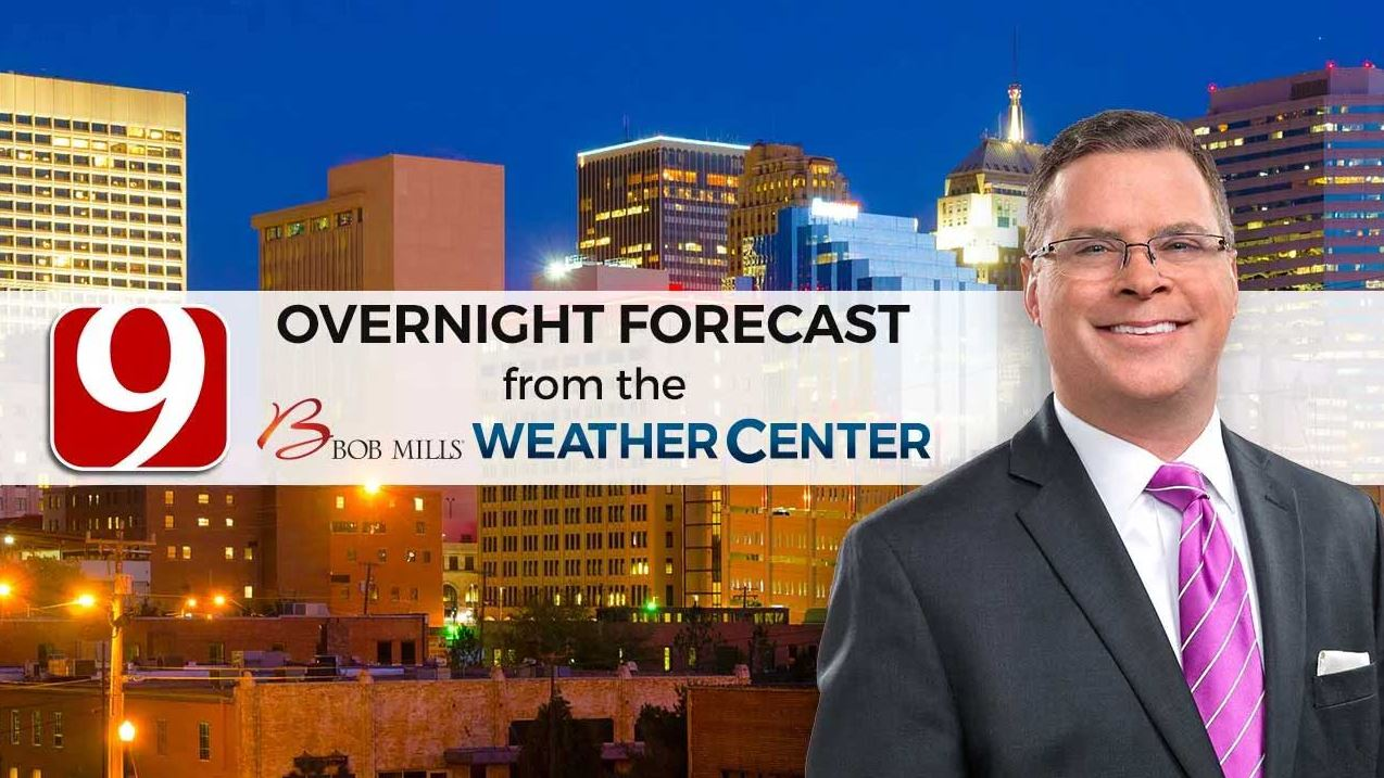 Saturday Evening Forecast With Jed Castles