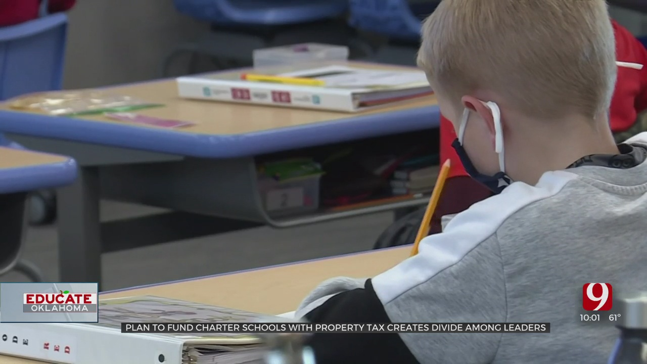 Supt. Hofmeister Unsure Whether She'll Sign Settlement After Board Vote To Incorporate Charter Schools Into State Funding