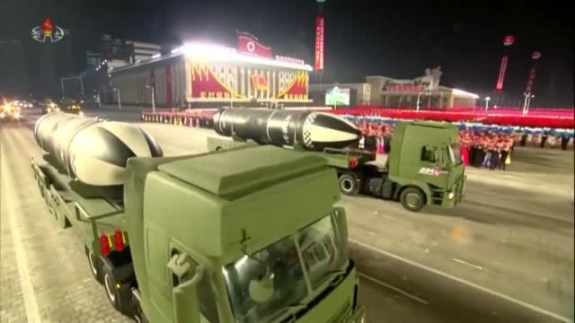 North Korea Missile Launches A 'Daunting Challenge' As President Biden Considers How To Deal With Kim Jong Un