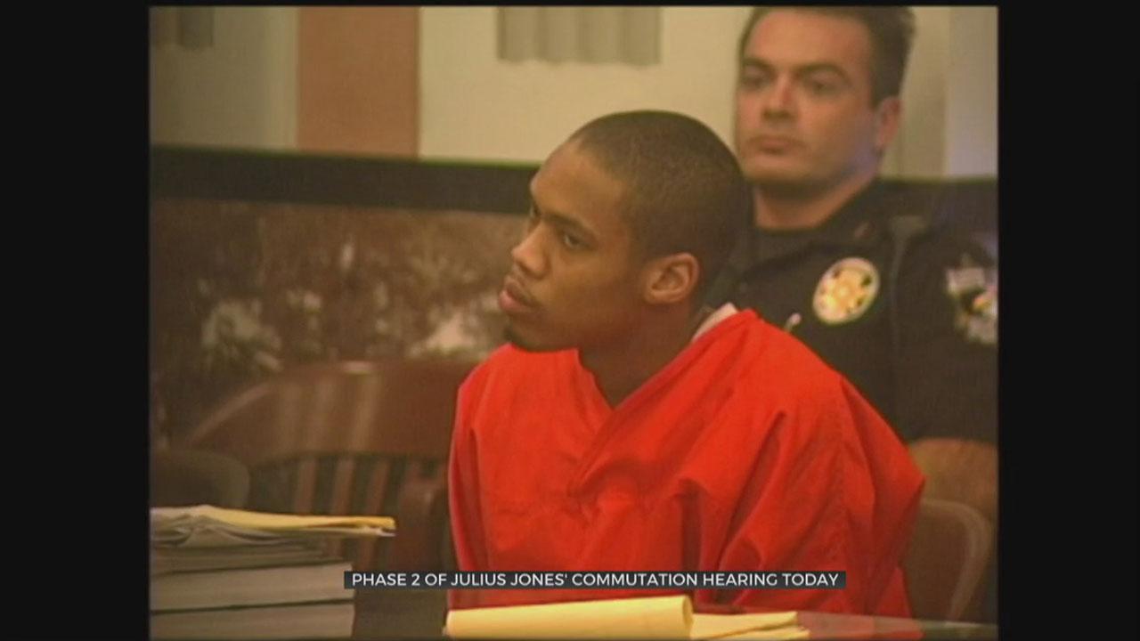 Death Row Inmate Julius Jones' Team Makes One Last Plea