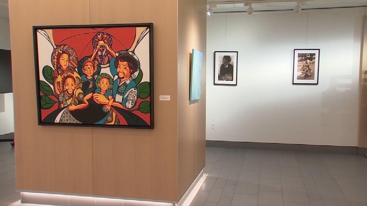 Myriad Gardens In OKC To Host Exhibit Showcasing Black Artists