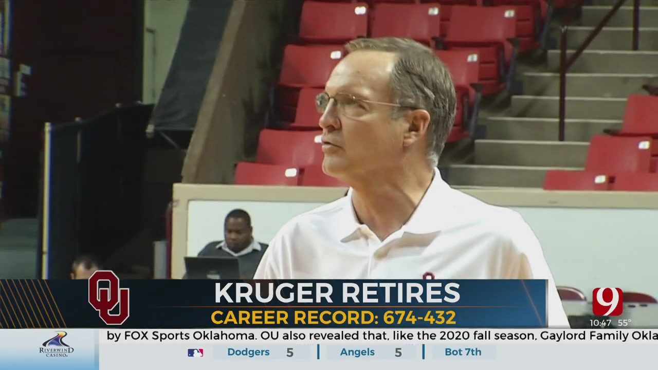Lon Kruger Retires From Coaching