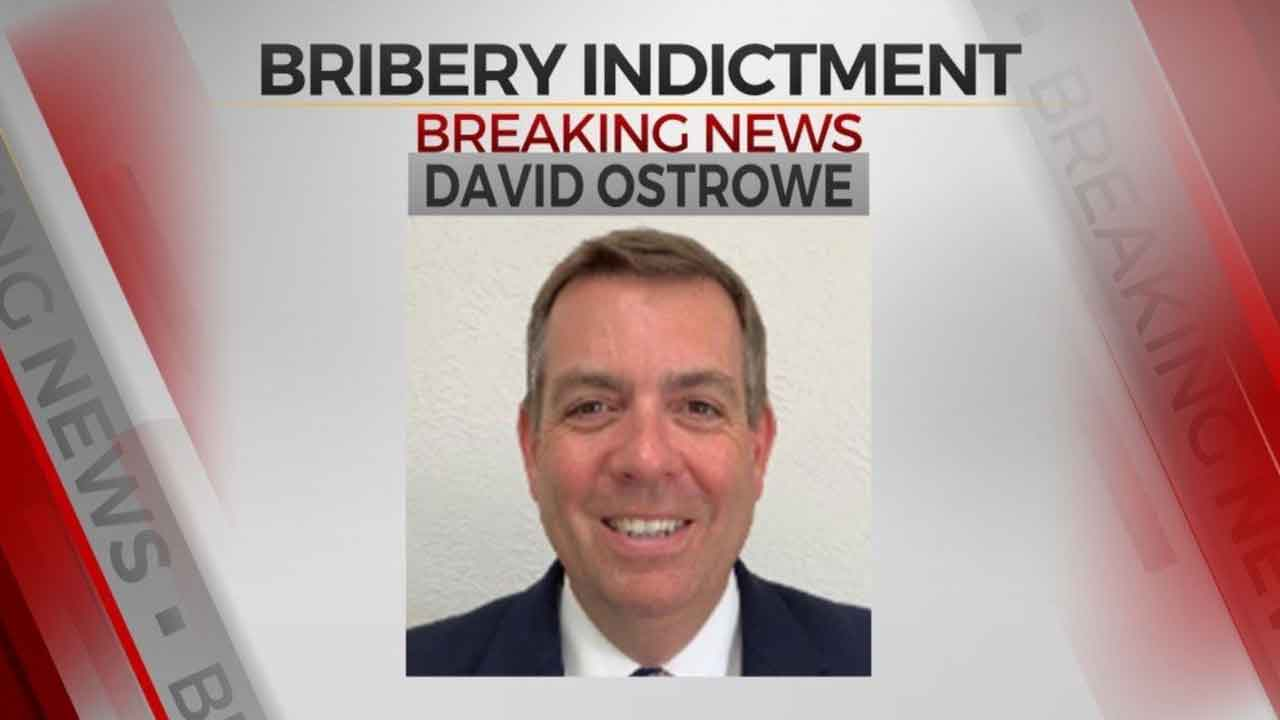 Stitt Cabinet Member Indicted, Accused Of Attempted Bribery Of An Officer