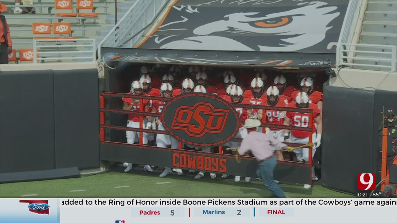 What's Next For The Cowboys?: OSU President Cites 'Disappointment' In Transparency From OU In New Statement