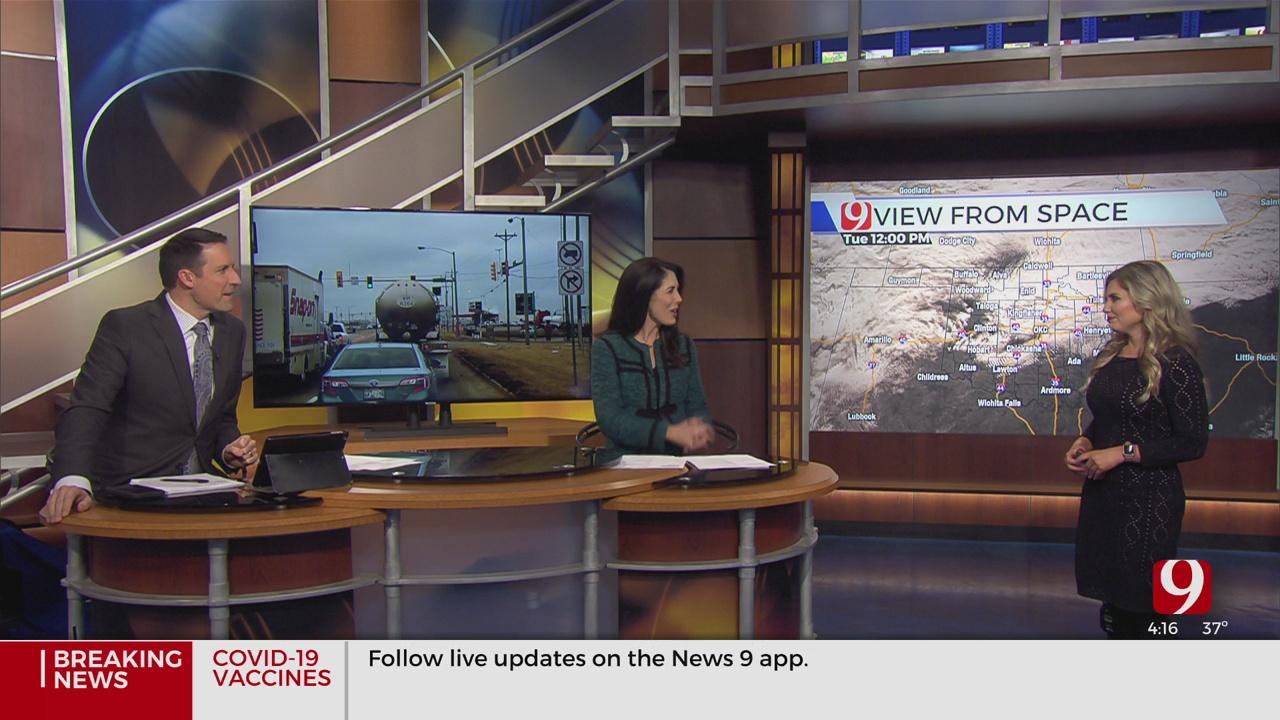 News 9 4 p.m. Newscast (Jan. 26)