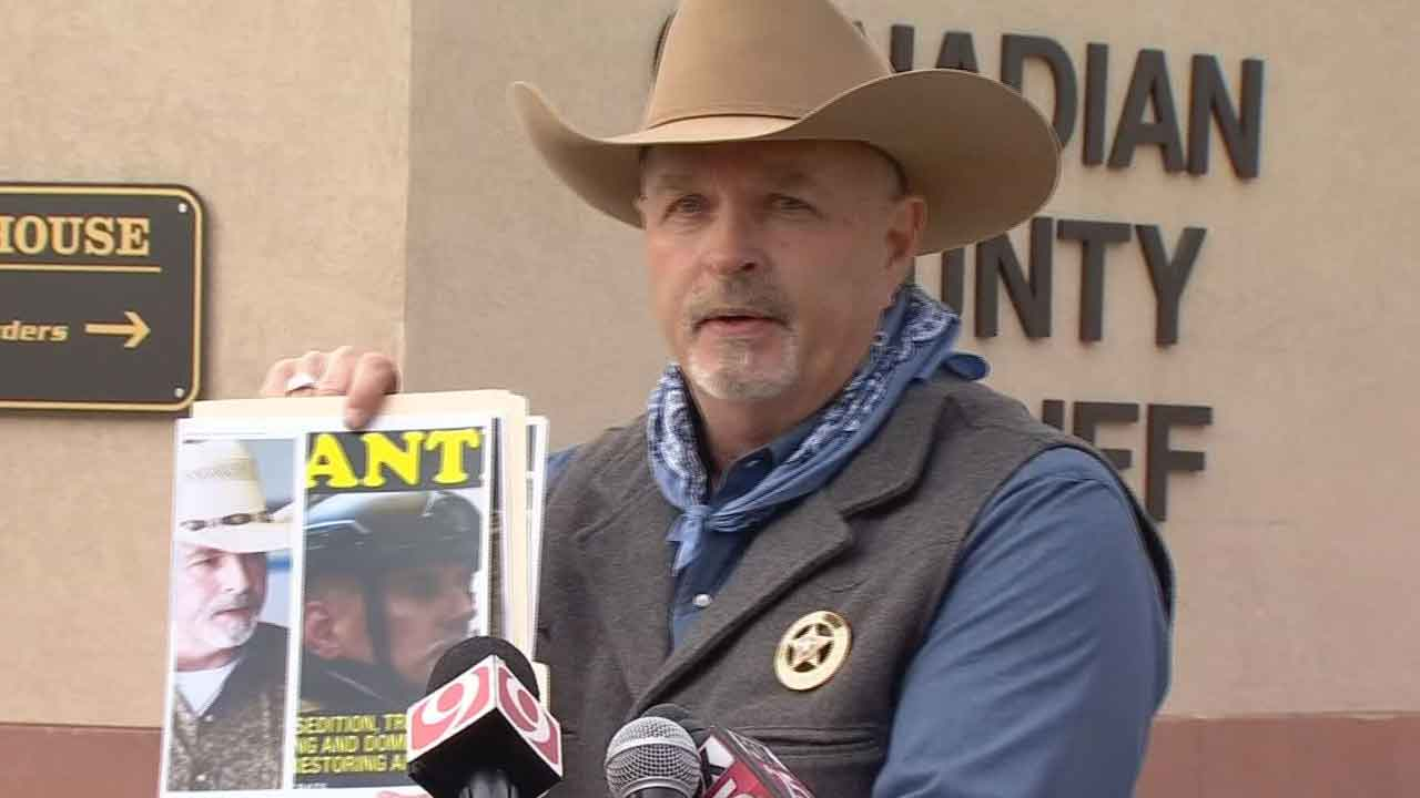 'I Didn't Participate In A Riot': Canadian Co. Sheriff Defends Washington DC Trip
