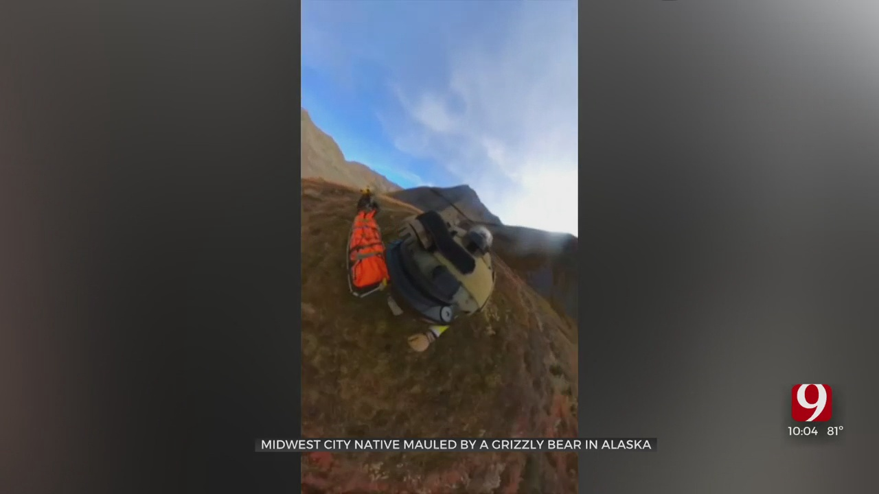 Midwest City Native Mauled By Grizzly Bear In Alaska