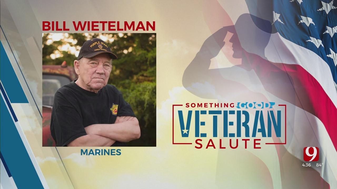 Veteran Salute: Bill Wietelman
