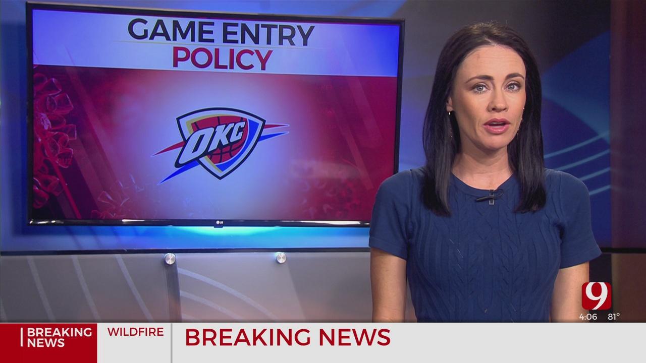 OKC Thunder Announces Health, Safety Protocols For Start Of 2021-2022 NBA Season