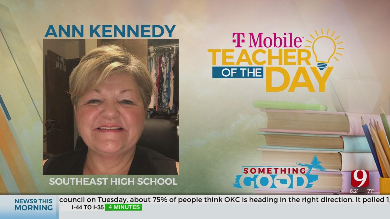 Teacher Of The Day: Ann Kennedy