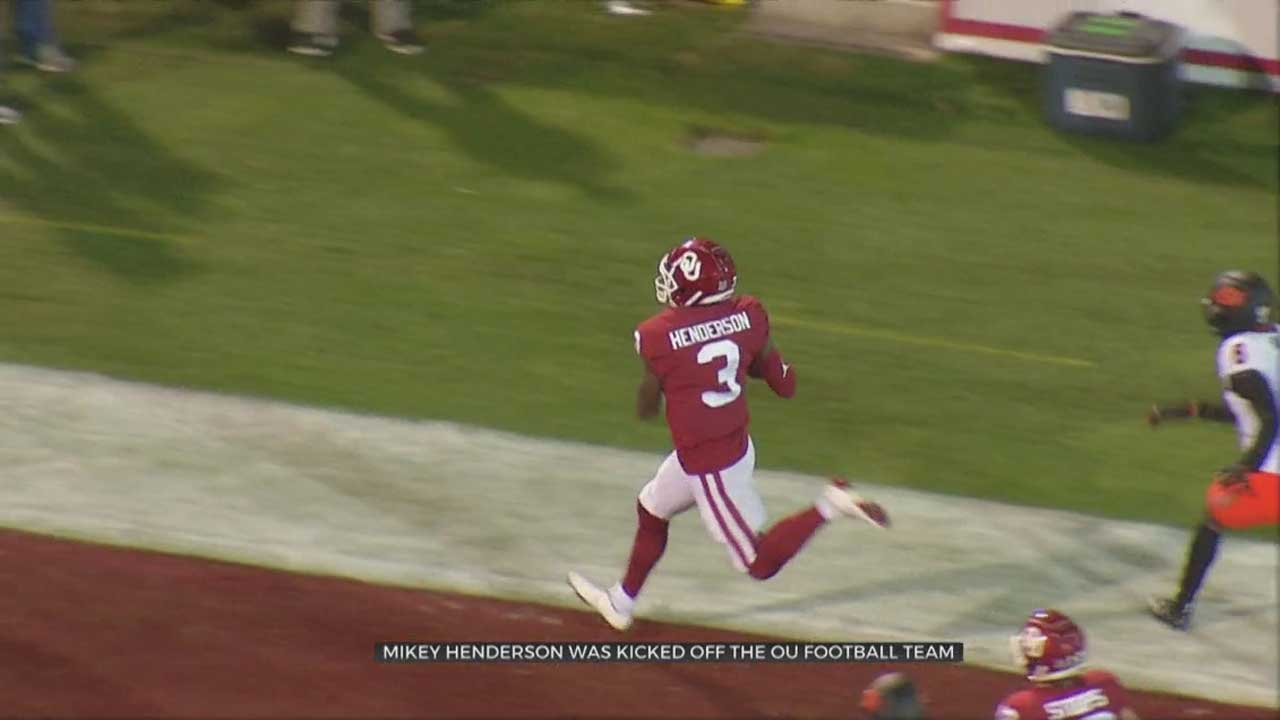 OU RB Mikey Henderson Dismissed From Team After Arrest Warrant Issued