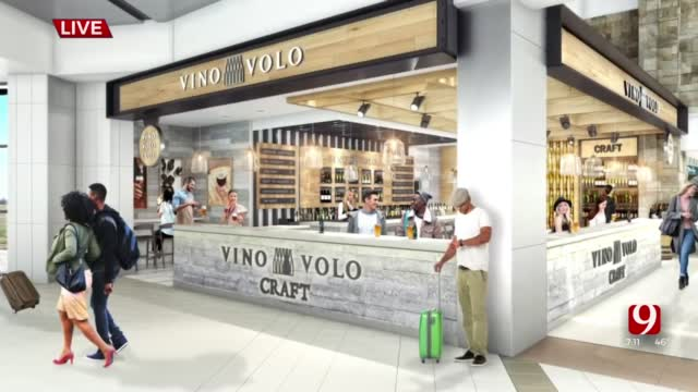 More Dining, Retail Options Coming to Will Rogers World Airport