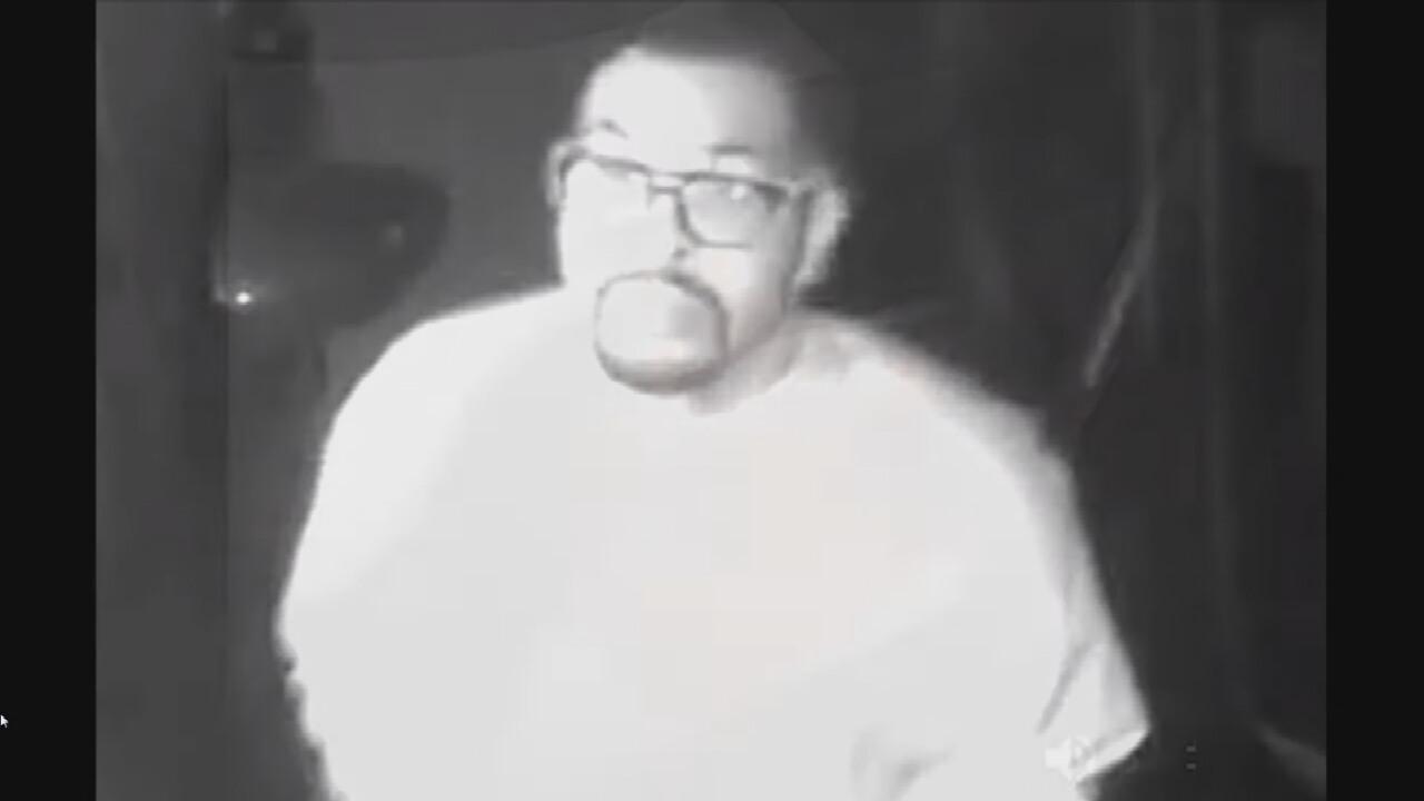 New Video Shows Suspect In Series Of OKC Burglaries