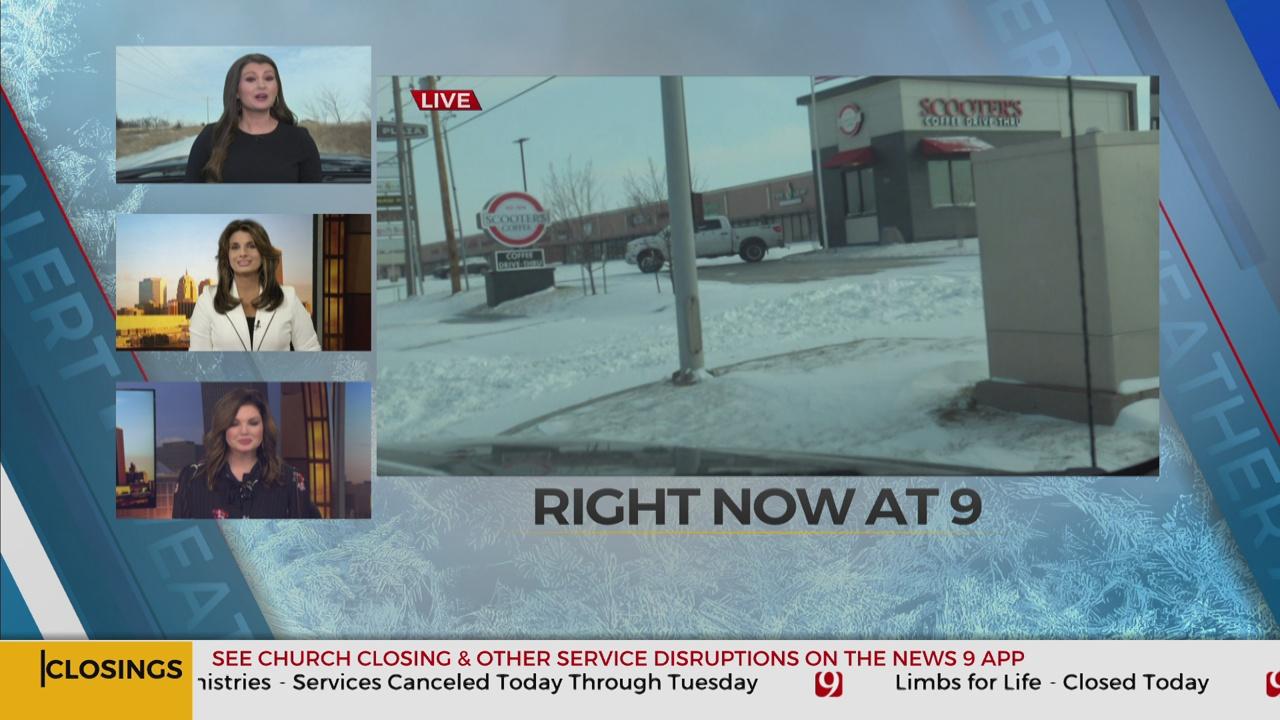News 9 9 a.m. Newscast (Feb. 15)