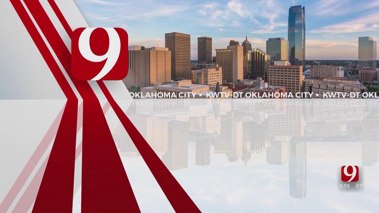 News 9 6 p.m. Newscast (August 3)