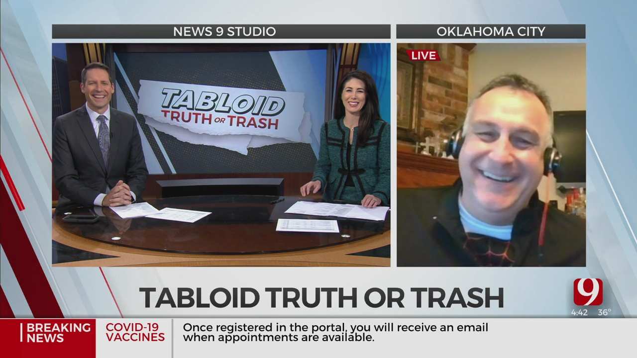 Tabloid Truth Or Trash For Jan. 26, 2021