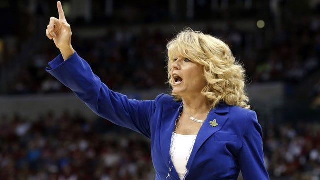 OU Women's Basketball Coach Sherri Coale Announces Her Retirement After 25 Years