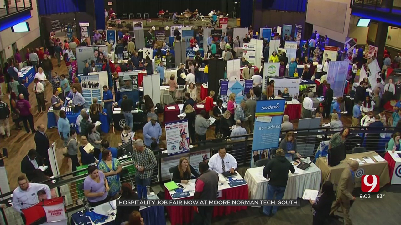 Hospitality Job Fair Happening Friday At Moore Norman Technology Center