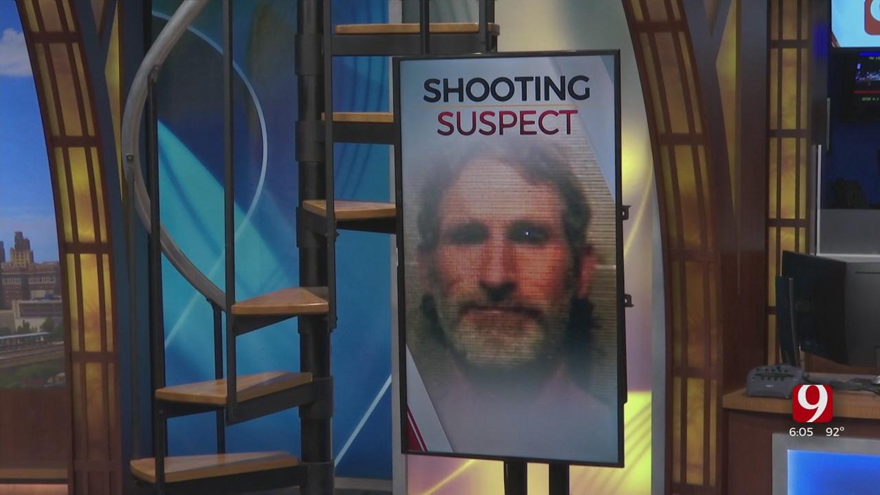 Armed Suspect In Pottawatomie County Now In Custody