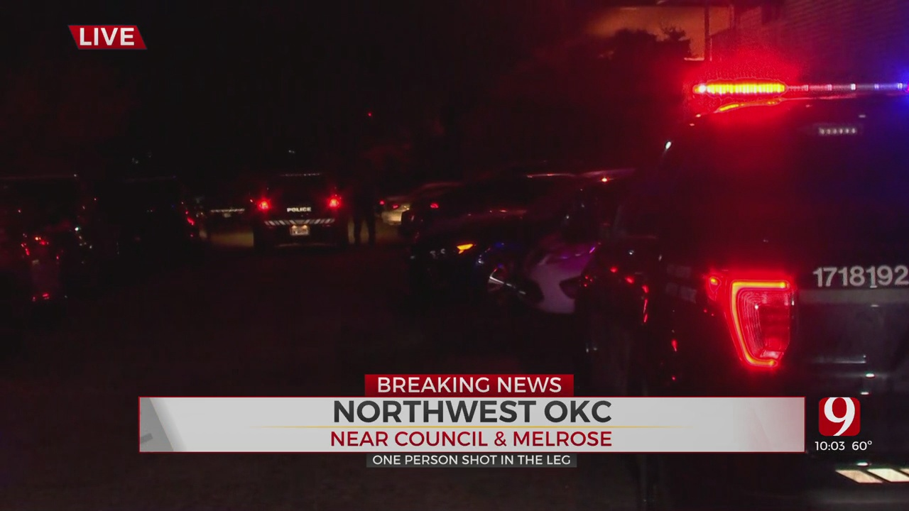 Innocent Victim Injured In Shooting After Stray Bullet Goes Through Wall Of OKC Apartment