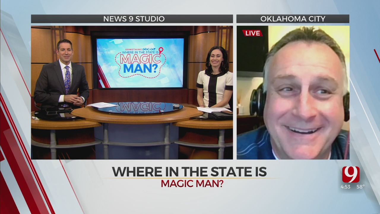 Where In The State Is Magic Man?: Feb. 24, 2021
