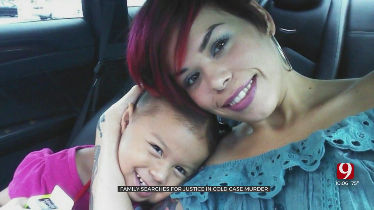 Family Offers $40K Reward For Information In Cold Case Murder Of Norman Woman