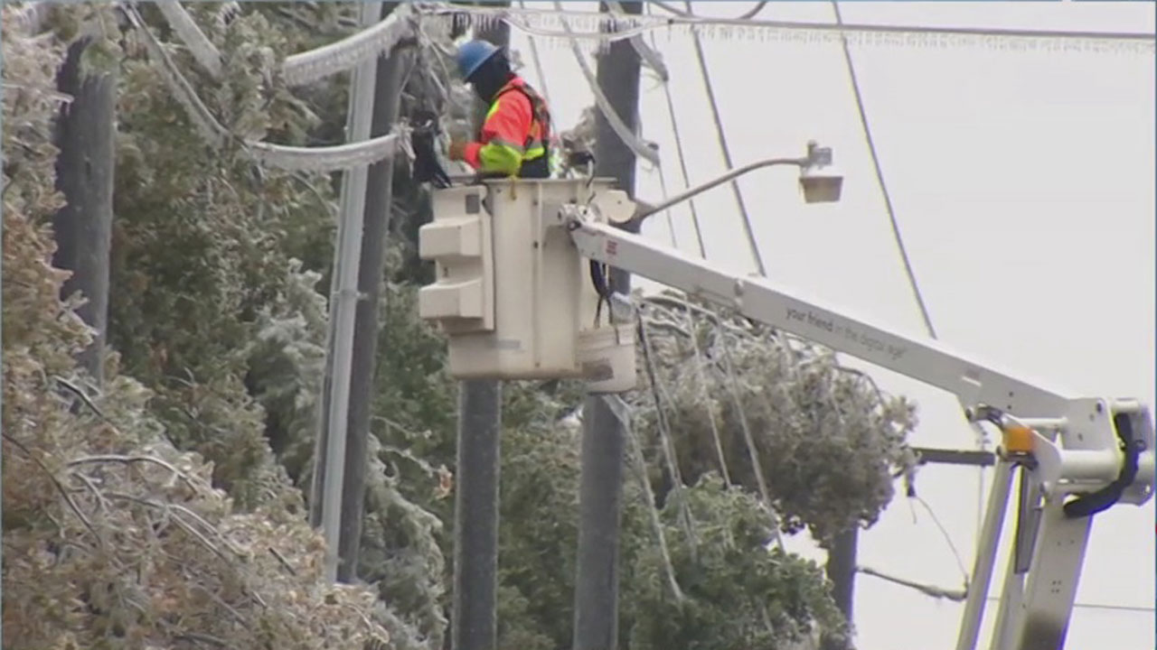 OG&E Says It's Prepared For New Year's Winter Storm