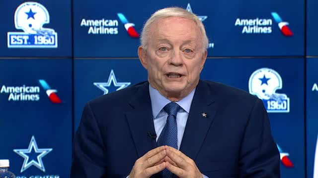 Jerry Jones Suggests Wiggle Room Over Dallas Cowboys' Anthem Policy