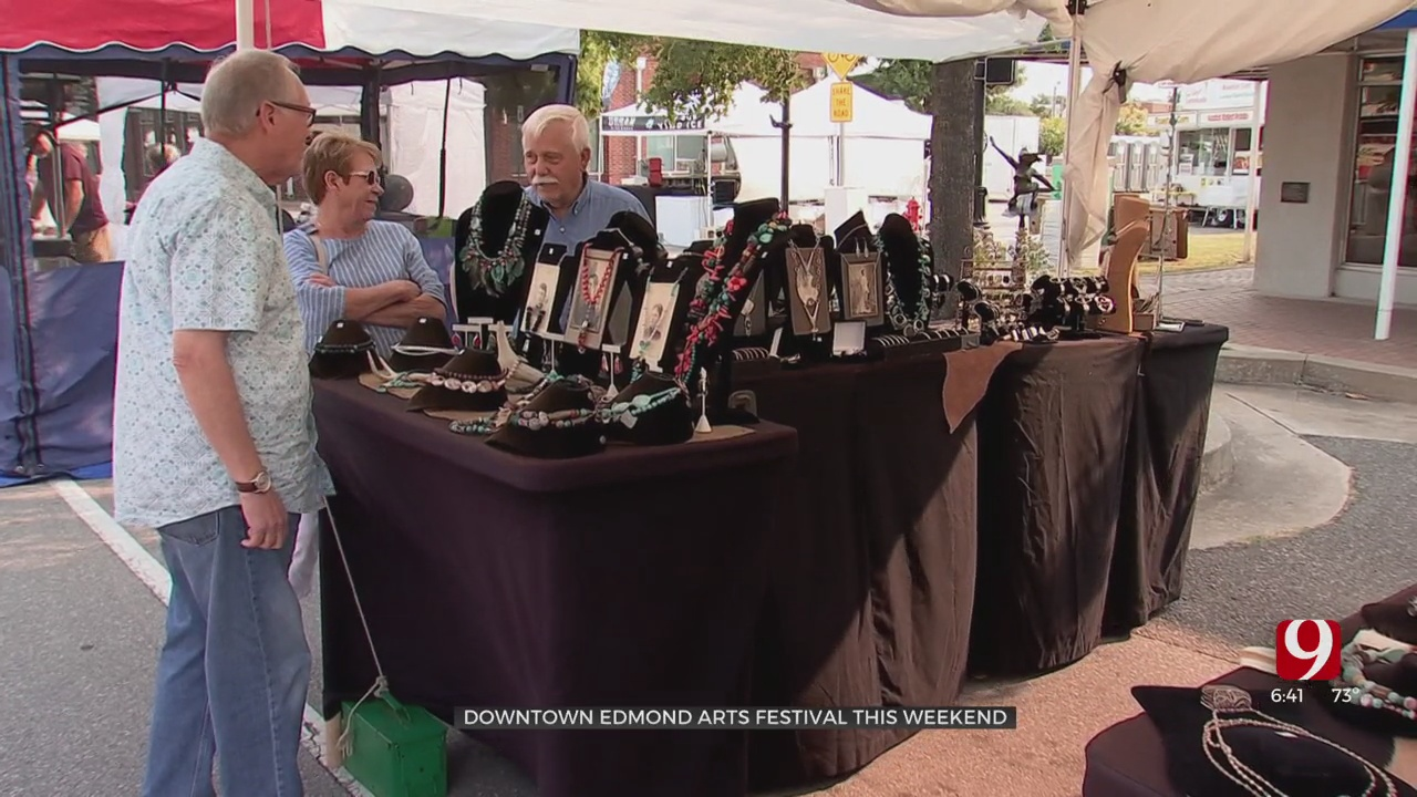 Edmond Arts Festival Marks Return This Weekend