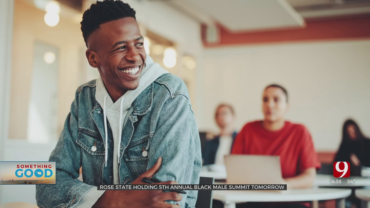 Rose State College To Hold Its 5th Annual Diversity Summit To Empower Minority Men