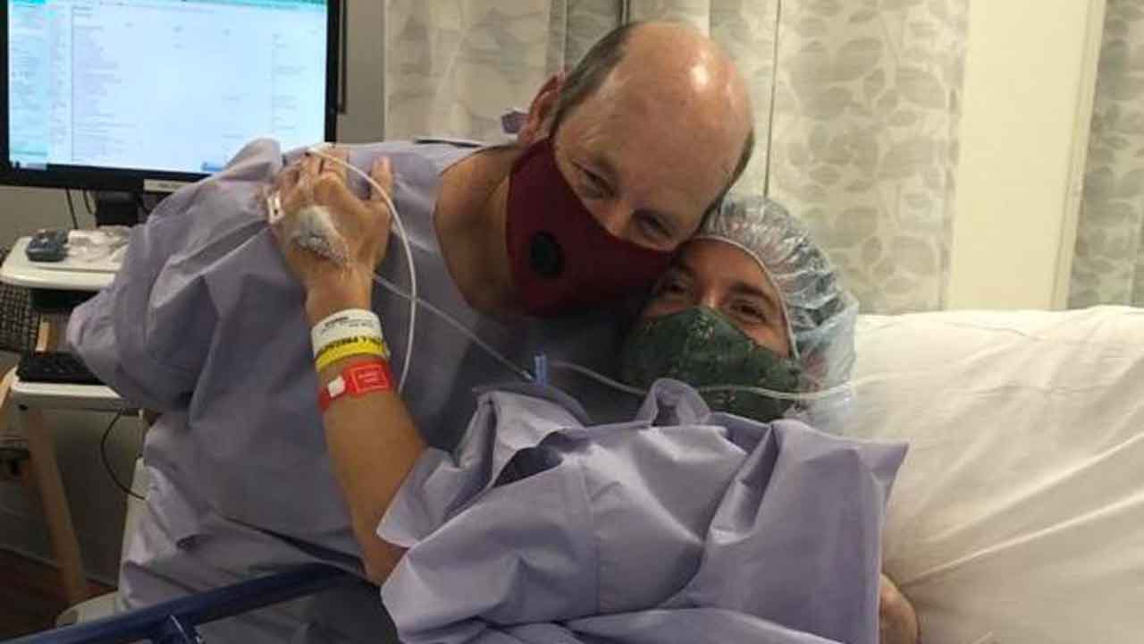 Teacher Saves Custodian's Life With Kidney Donation