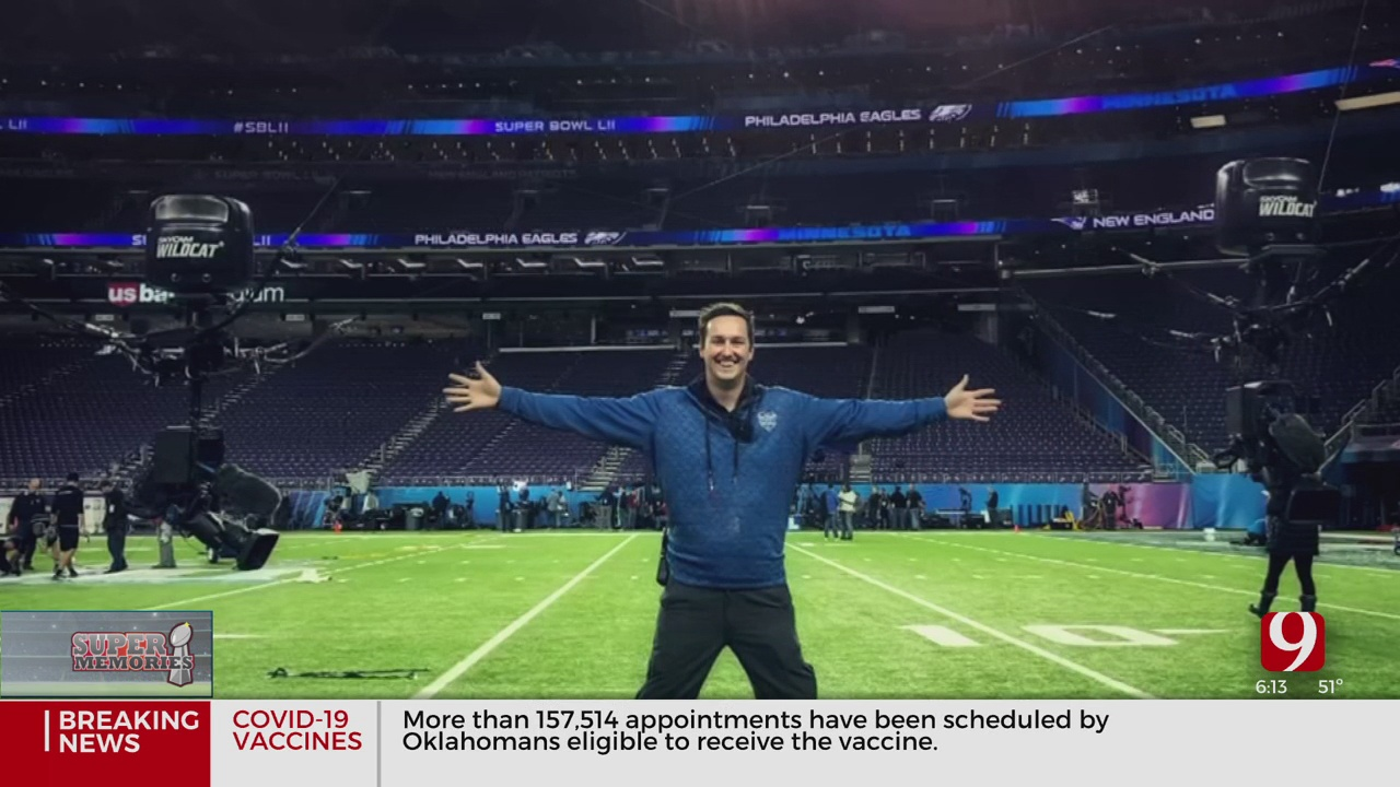 Oklahoma Videographer, Who Worked Past 4 Super Bowls, Sidelined Due To COVID-19