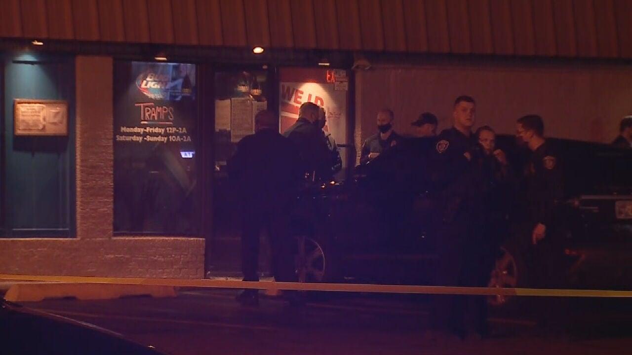 OKC Police Investigating Shooting At Bar