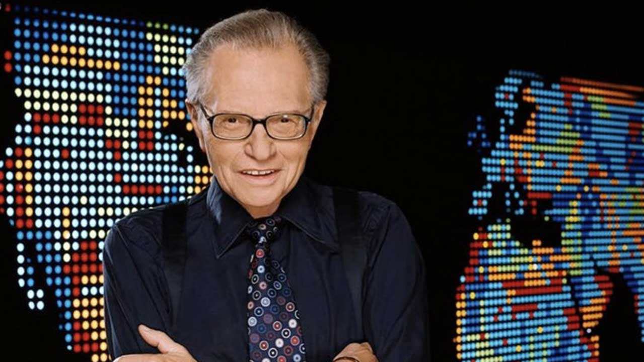 Legendary TV, Radio Host Larry King, Dies At 87