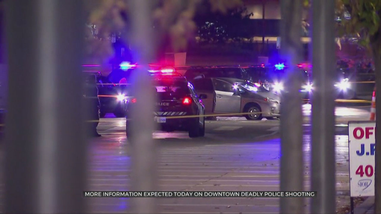 OKCPD Expected To Release More Information In Deadly Police Shootout