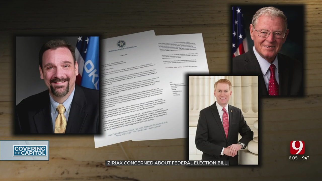 State Election Secretary Raises Concerns Over Federal Overhaul Bill