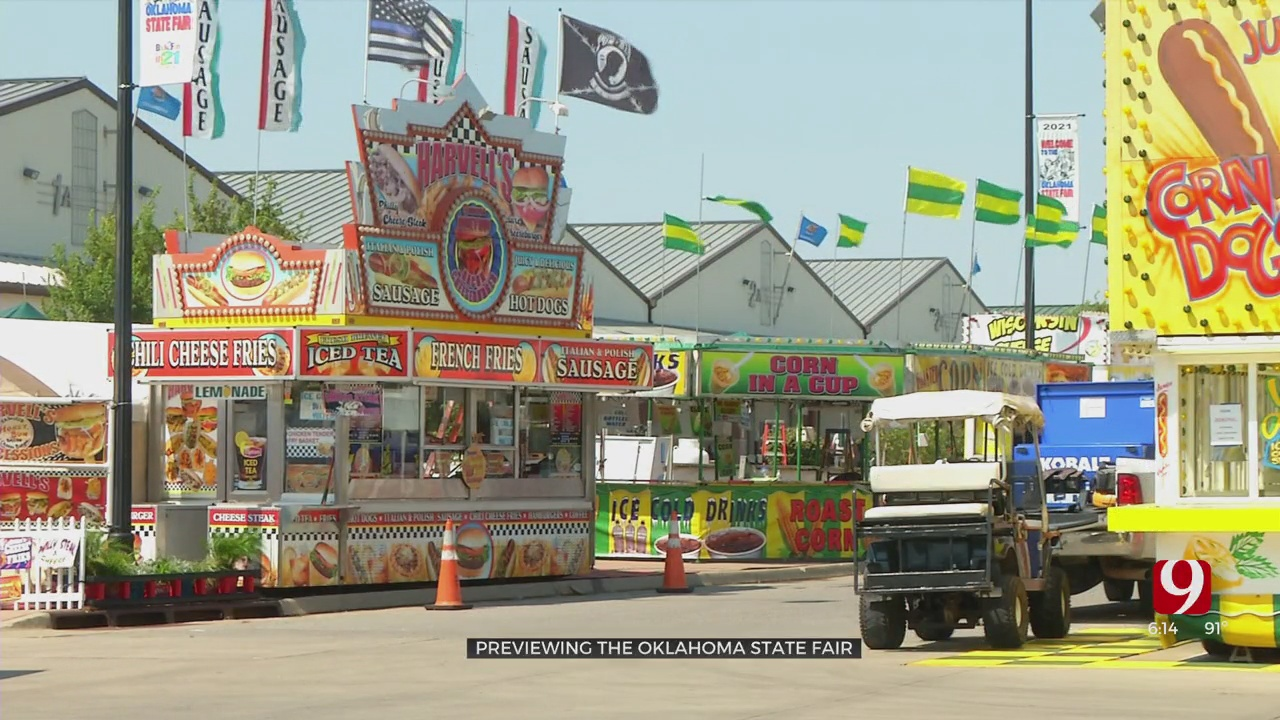 Oklahoma State Fair Kicks Off Thursday, What You Should Know