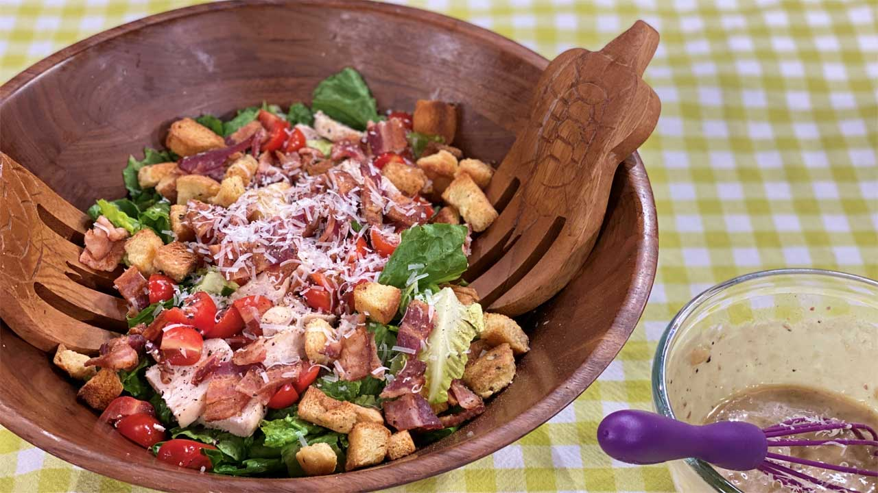 Secrets To A Hearty Caesar Salad Meal