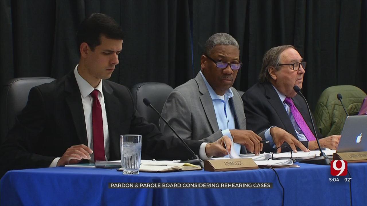 Pardon And Parole Board Set To Rehear Some Cases