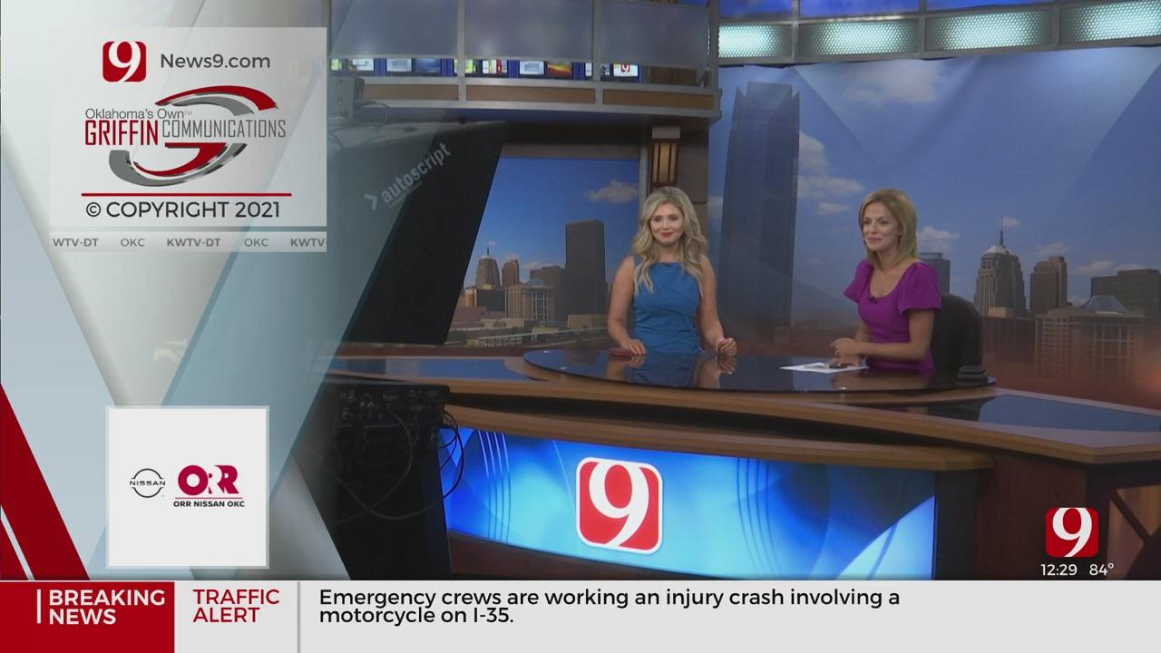 News 9 Noon Newscast (Aug. 16)